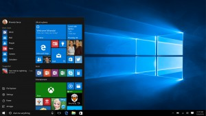 Windows 10_Startscreen Marktstart